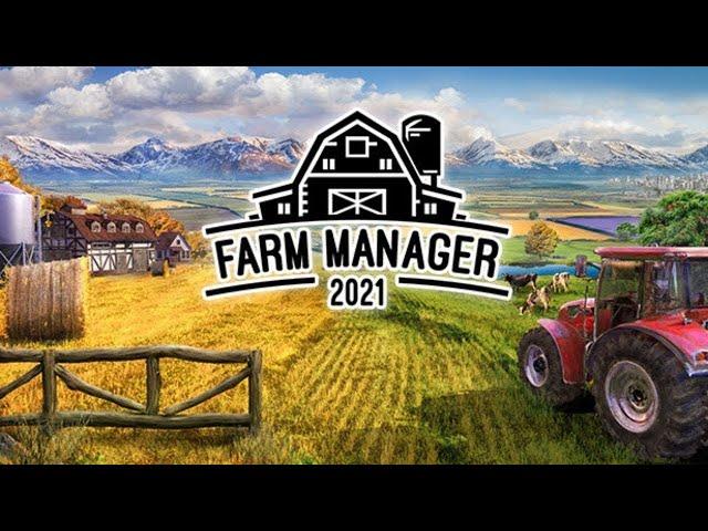 Farm Manager 2021 🐮 Angezockt 🐷 Deutsch 🐔 Twitch