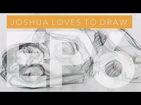 Joshua Loves to Draw // EP. 6 // Recorded 03/01/18