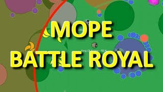 MOPE.IO // #MopeBattleRoyal // NEW GAME MODE // COMING SOON // TEASER # 26