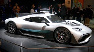The Coolest Cars of CES 2018!