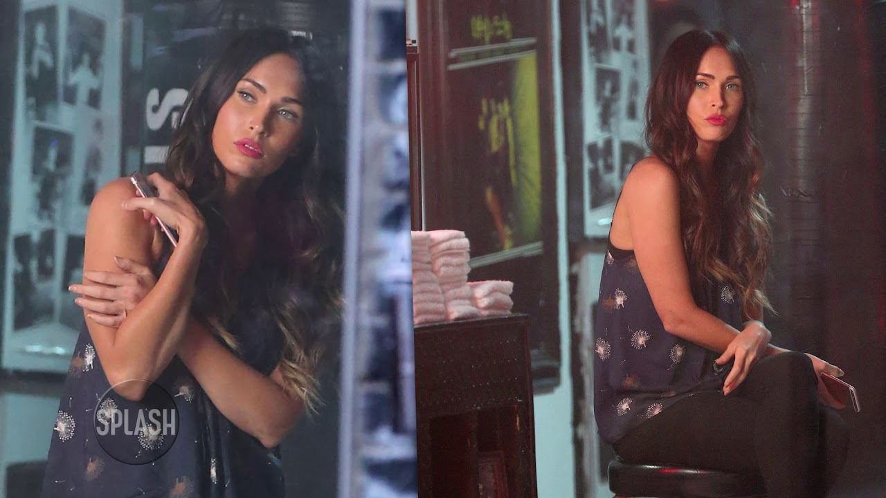 Megan Fox Films New Movie in Brooklyn, New York | Daily Celebrity News | Splash TV