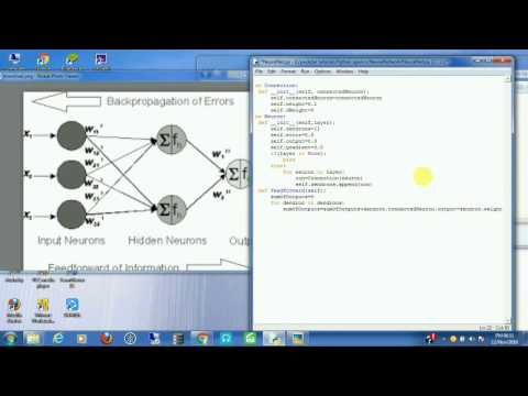 Neural Network | Artificial Intelligence | How to Write a Neural Network In Python Part-1