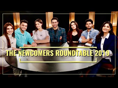 The Newcomers Roundtable 2019 With Rajeev Masand