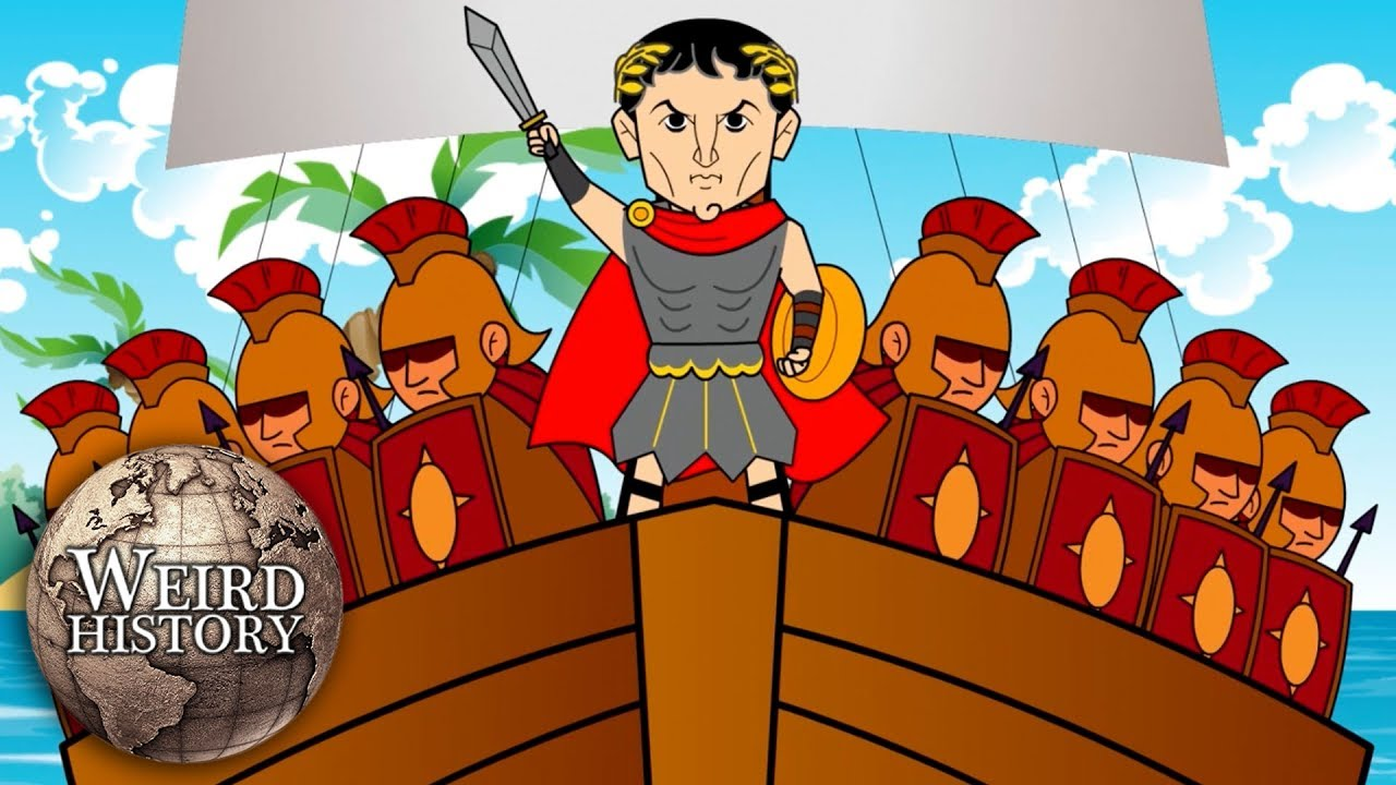 Julius Caesar Was Kidnapped By Cilician Pirates