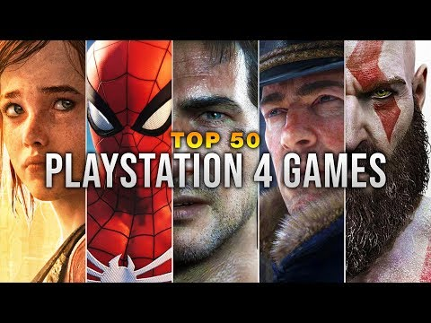 Top 50 PlayStation