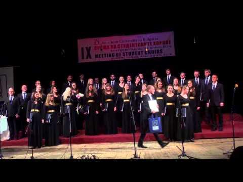 "9th International Festival ""Meeting of Student Choirs""-Closing Concert-last three choirs"