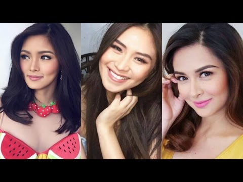 10 Most Beautiful Women 2016 In Philippines - Top 10 Most Beautiful Women In The Philippines 2016