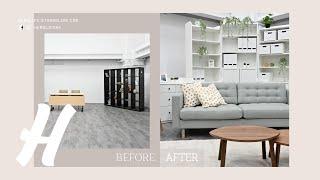 【空間大改造】 用IKEA傢俱家品配搭!$25,000打造北歐風家居 室內設計師分享2022年家居風格
