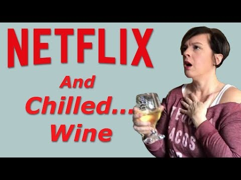 Seven Seconds on Netflix : Netflix and Chilled...Wine