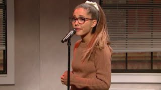 Ariana Grande Does SPOT ON J-Law Impression On SNL | What's Trending Now