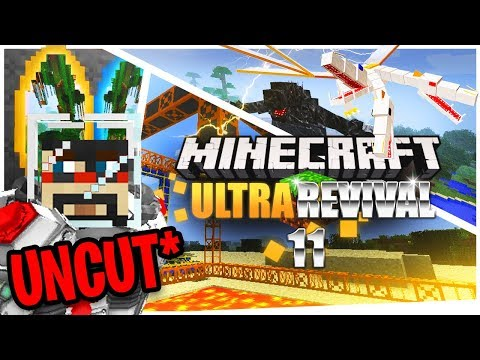 Minecraft: Ultra Modded Revival Uncut Ep. 11 thumbnail