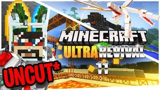 Minecraft: Ultra Modded Revival Uncut Ep. 11
