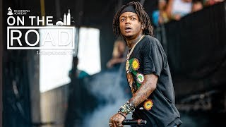 J.I.D. On Lollapalooza, Joining J. Cole's Dreamville Label & More | On The Road