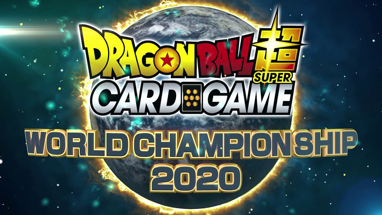 DRAGON BALL SUPER CARD GAME Organized Play 2020 and World Championships Announcement Trailer