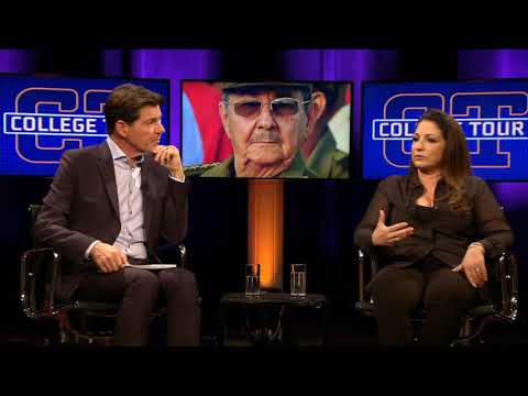 Full Interview Gloria Estefan | College Tour