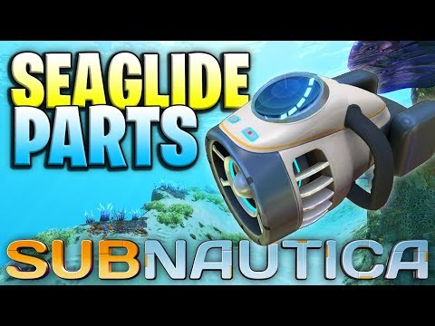 Download How To Craft The Seaglide In Subnautica Ps4 Xbox Subnautica