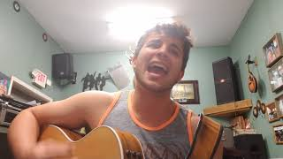 """Rascal Flatts/Lauren Alaina """"Are You Happy Now"""" cover by Mathew Ewing"""