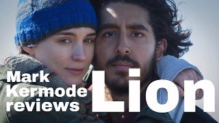 Lion reviewed by Mark Kermode