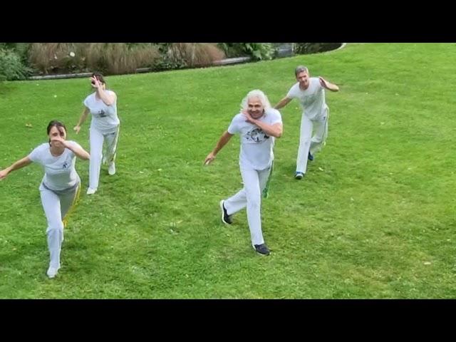 La capoeira à découvrir en vidéo, reprise de l'activité dès la rentrée !
