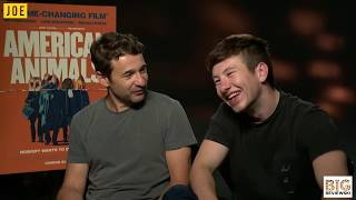 Barry Keoghan talks about how his life has shaped his acting skills