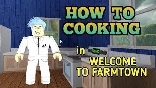 'NEW' Book's Shop & Cooking in Welcome to Farmtown - Roblox | Roblox Indonesia