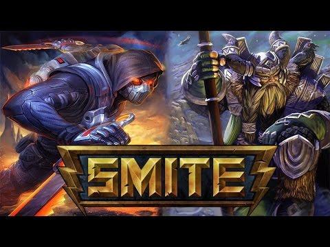 видео: smite (ps4) - Первый взгляд