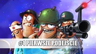 Worms World Party Remastered #1 - Pierwsze Podejście || Plaga