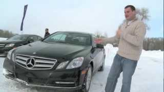 2012 mercedes benz e350 4matic coupe walkaround