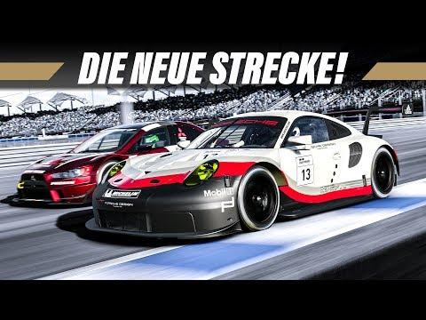 GRAN TURISMO SPORT Let's Play Deutsch – 911 RSR Blue Moon Bay Speedway | 4K Online Gameplay German