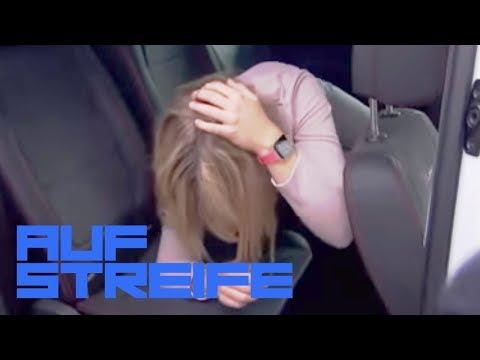 Mutter panisch: Tochter wurde entführt und Mercedes geklaut! | Auf Streife | SAT.1 TV