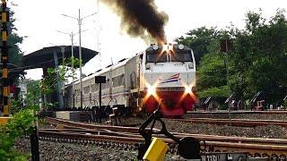 Gambar cover Suara Merdu Lokomotif (Engine Sound) CC201, CC203, CC206 Kereta Api Indonesia