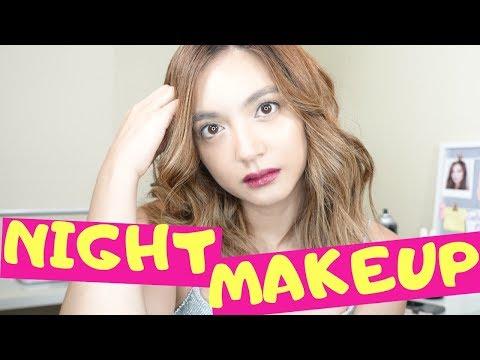 Easy NIGHT Makeup Tutorial | Crisha Uy thumbnail