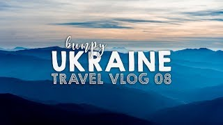 We went to Ukraine! | TRAVEL VLOG 08