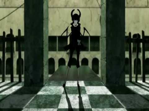 Black Rock Shooter OVA  Ending scene