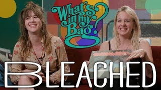 Bleached - Whats In My Bag? YouTube Videos