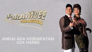 Liza Hanim | Andai Ada Kesempatan | P Ramlee The Musical | Enfiniti MY