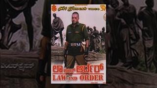Law And Order | Saikumar, Sarath Babu | Kannada Full Movie