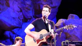 Andy Grammer - Takes Me Away - Wolf Den Mohegan Sun 10/2/11