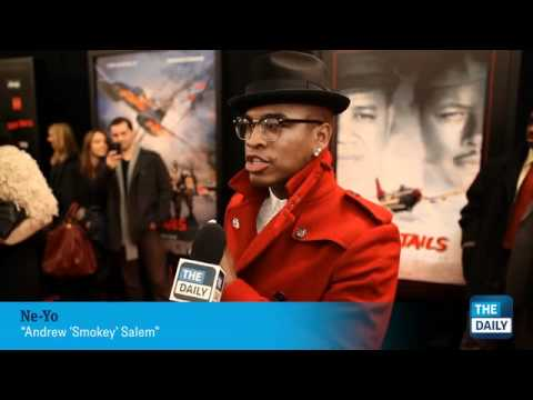 A Few Good Men: 'Red Tails' Premiere