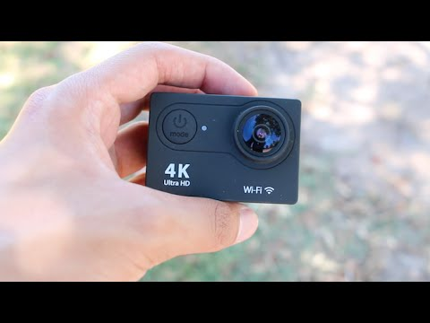 4k action camera review youtube. Black Bedroom Furniture Sets. Home Design Ideas