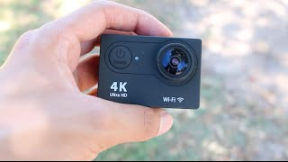 So this 4k action camera for under $100, not bad, good watch video to find out. i don't sound the best but still wanted make video, sor...