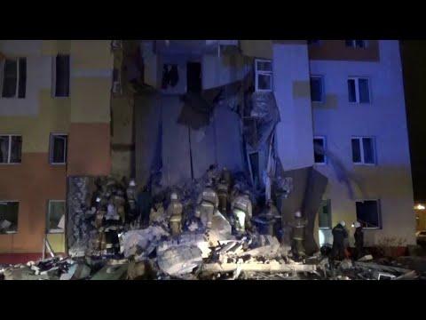 В Белгородской области завершился разбор завалов после взрыва газа в жилом доме в поселке Яковлево.