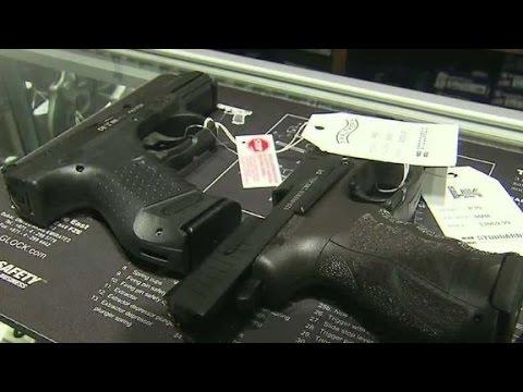 How easy is it to buy a gun in Georgia?
