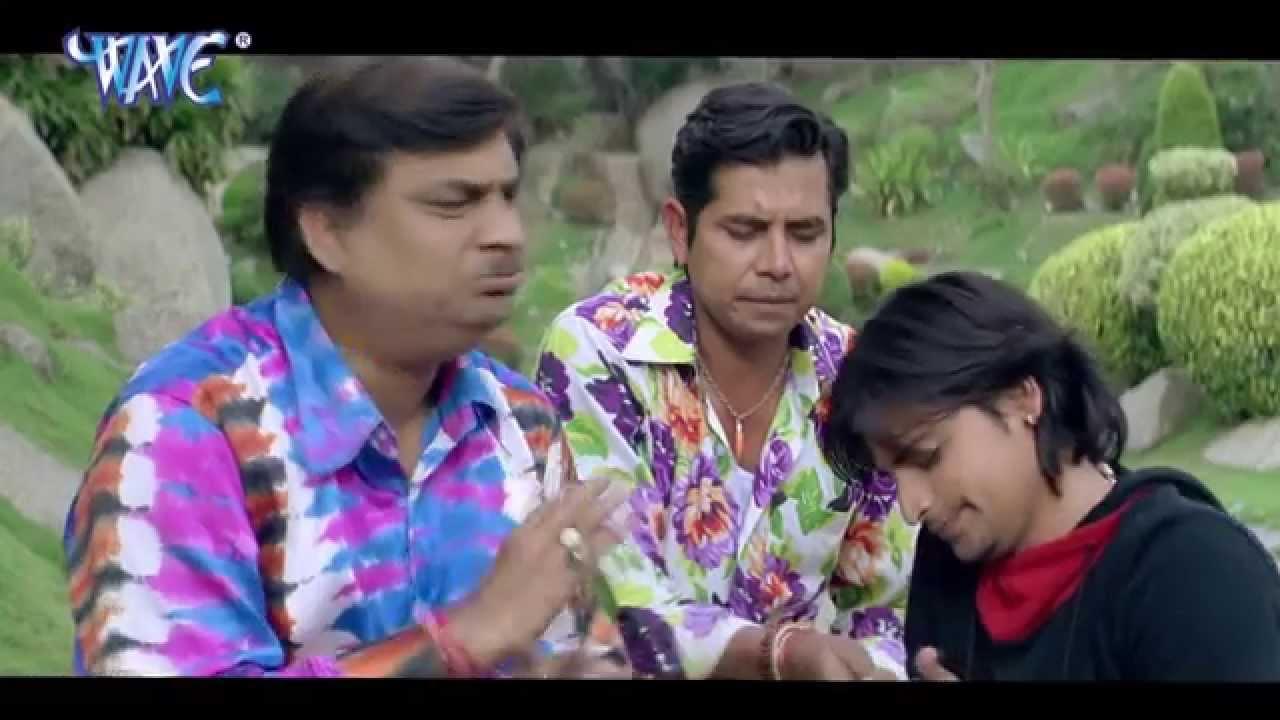 Bhojpuri Comedy - Comedy Scene - Prem Diwani - Anand Mohan - Rakesh Mishra