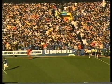Everton 2 Liverpool 0 - 18 October 1997