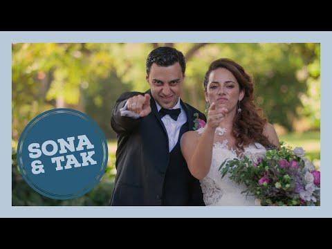 The Unconventional Wedding Of Sona Movsesian & Tak Boroyan