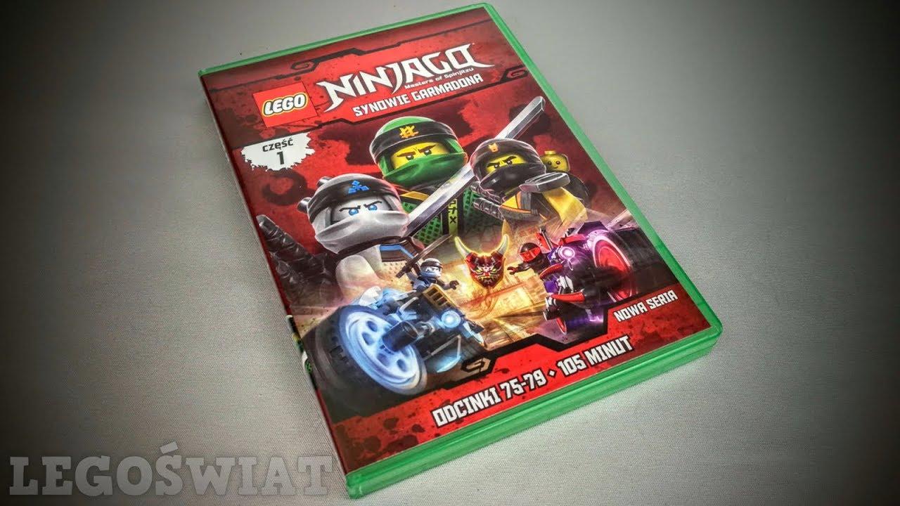 Lego Ninjago Synowie Garmadona Część 1 Odcinki 75 79