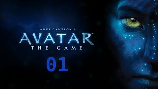 James Cameron's Avatar Das Spiel #01 // Auf nach Pandora [German/HD] Let's Play Avatar