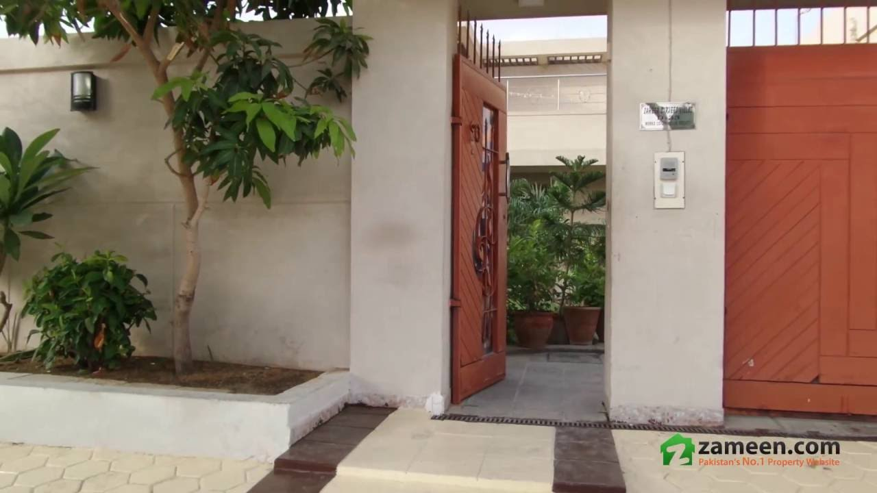 1000 SQ YARDS HOUSE FOR SALE IN GULSHAN-E-IQBAL - BLOCK 9 KARACHI