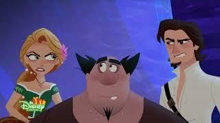 Rapunzel Tv Series - Love is Hard Work (Eu. Portuguese)
